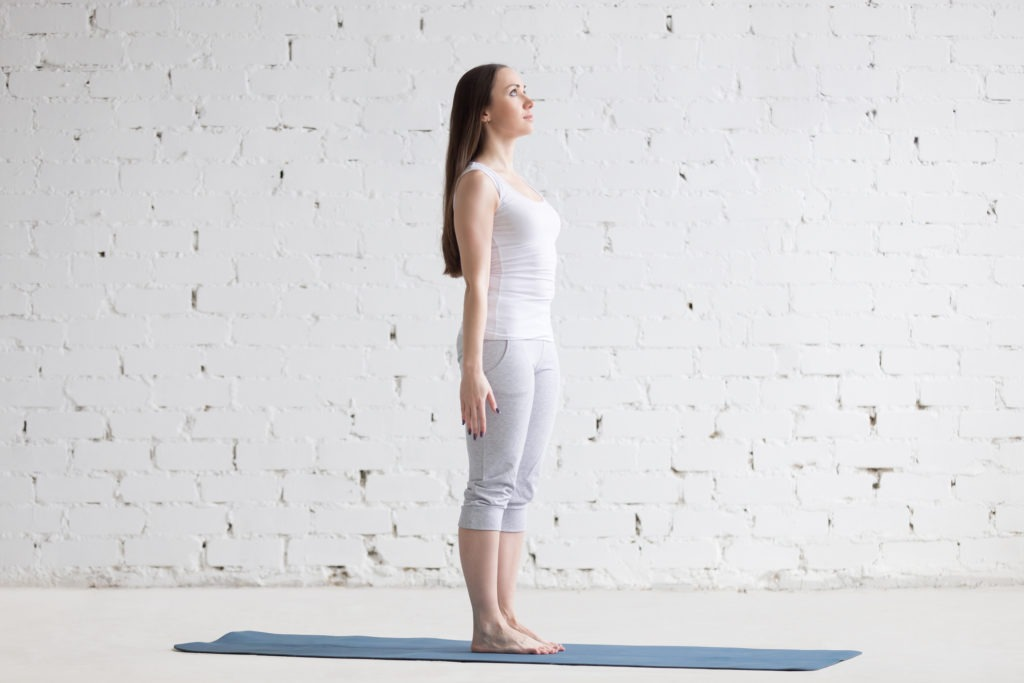 Getting out of Chronic Pain with Good Posture